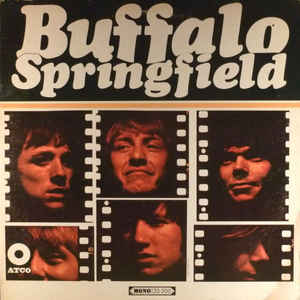 Buffalo Springfield - Album Cover - VinylWorld