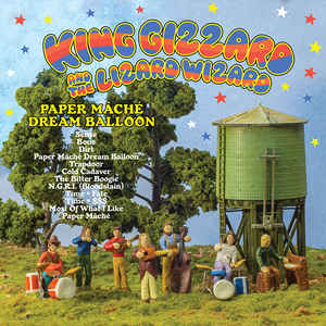 King Gizzard And The Lizard Wizard - Paper Mâché Dream Balloon - VinylWorld