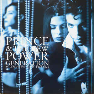 Diamonds And Pearls - Album Cover - VinylWorld