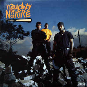 Naughty By Nature - Naughty By Nature - Album Cover