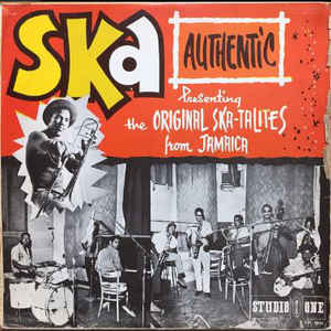 Ska Authentic - Album Cover - VinylWorld