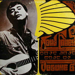 John Fahey - Volume 6 / Days Have Gone By - Album Cover