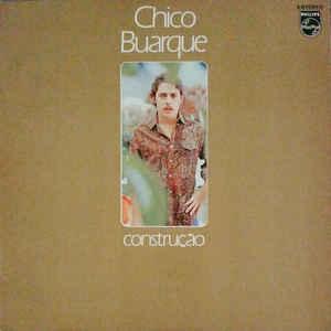 Chico Buarque - Construção - Album Cover