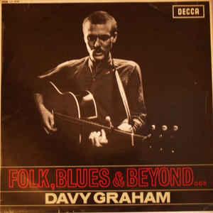 Folk, Blues & Beyond - Album Cover - VinylWorld