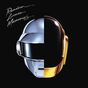 Daft Punk - Random Access Memories - Album Cover