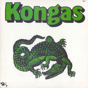 Kongas - Kongas - Album Cover
