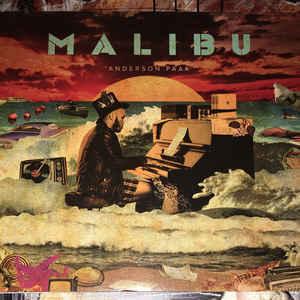 Anderson .Paak - Malibu - Album Cover