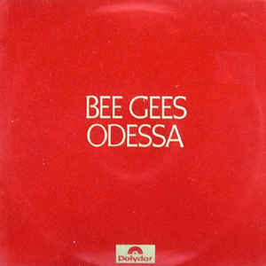 Bee Gees - Odessa - Album Cover