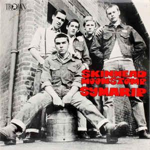 Symarip - Skinhead Moonstomp - Album Cover