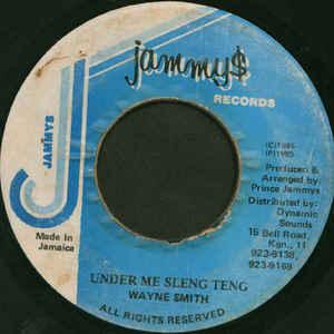 Wayne Smith - Under Me Sleng Teng - VinylWorld