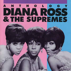 The Supremes - Anthology - Album Cover