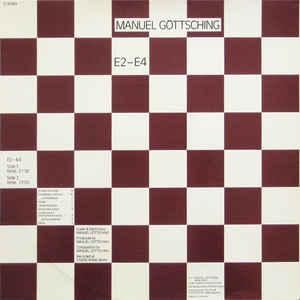 Manuel Göttsching - E2-E4 - VinylWorld
