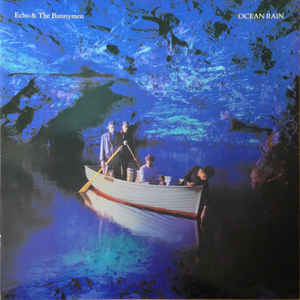 Echo & The Bunnymen - Ocean Rain - Album Cover