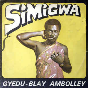Simigwa - Album Cover - VinylWorld