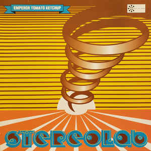 Stereolab - Emperor Tomato Ketchup - Album Cover