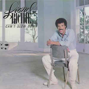 Lionel Richie - Can't Slow Down - VinylWorld