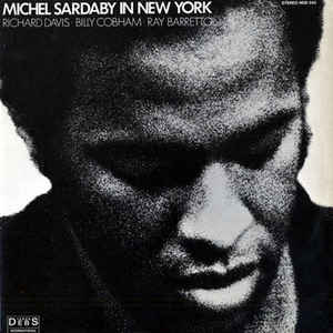 Michel Sardaby - In New York - Album Cover