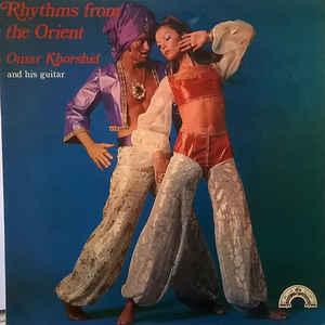 Omar Khorshid - Rhythms From The Orient - Album Cover