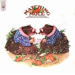 Matching Mole - Album Cover - VinylWorld