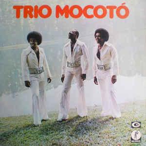 Trio Mocotó - Trio Mocotó - Album Cover