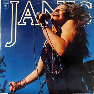 Janis - Album Cover - VinylWorld