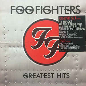 Foo Fighters - Greatest Hits - Album Cover