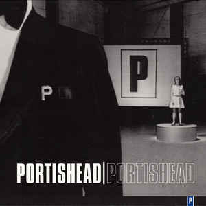 Portishead - Portishead - Album Cover
