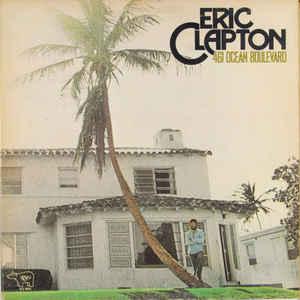 Eric Clapton - 461 Ocean Boulevard - Album Cover
