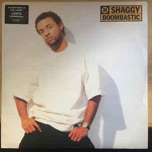 Shaggy - Boombastic - Album Cover