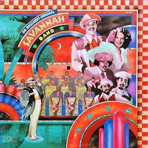 """Dr. Buzzard's Original Savannah Band - Dr. Buzzard's Original """"Savannah"""" Band - Album Cover"""