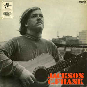 Jackson C. Frank - Album Cover - VinylWorld