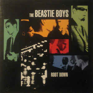 Beastie Boys - Root Down - Album Cover