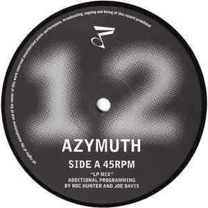 Azymuth - Jazz Carnival Part One Of Two - VinylWorld