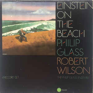 Einstein On The Beach - Album Cover - VinylWorld