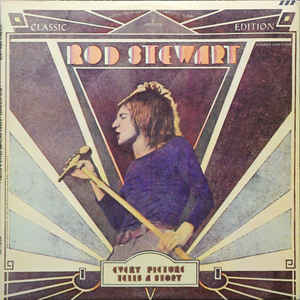 Rod Stewart - Every Picture Tells A Story - Album Cover