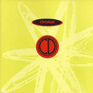 Orbital - Orbital - Album Cover