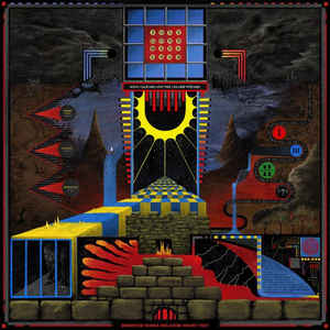 King Gizzard And The Lizard Wizard - Polygondwanaland - Album Cover