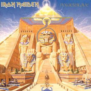 Iron Maiden - Powerslave - Album Cover