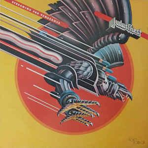 Judas Priest - Screaming For Vengeance - Album Cover
