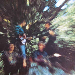 Creedence Clearwater Revival - Bayou Country - Album Cover