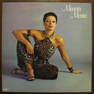 Marcia Maria - Album Cover - VinylWorld