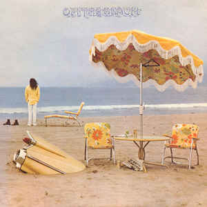 Neil Young - On The Beach - Album Cover