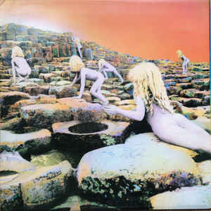 Led Zeppelin - Houses Of The Holy - Album Cover