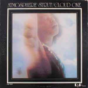Cloud One - Atmosphere Strut - Album Cover