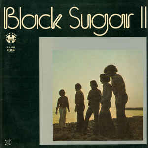 Black Sugar - Black Sugar II - Album Cover