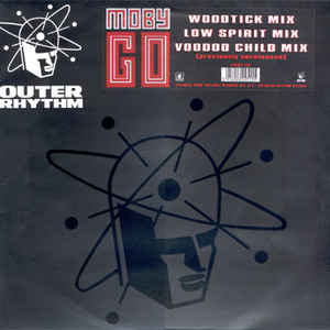 Go - Album Cover - VinylWorld