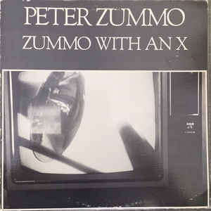 Peter Zummo - Zummo With An X - VinylWorld