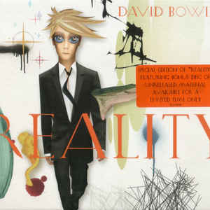 David Bowie - Reality - VinylWorld