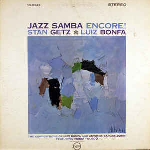 Stan Getz - Jazz Samba Encore! - Album Cover