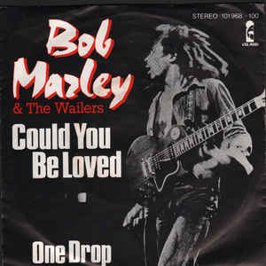 Bob Marley & The Wailers - Could You Be Loved - VinylWorld